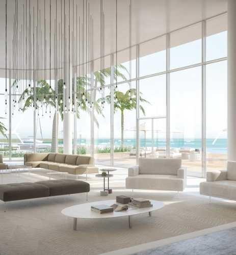 espectacular complejo de residencias en harbour beach  cancún quintana roo