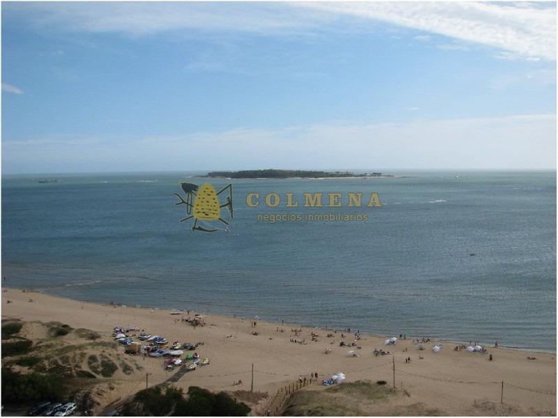 espectacular departamento con las mejores vistas de punta / spectacular department with breathtaking views from punta!!-ref:726