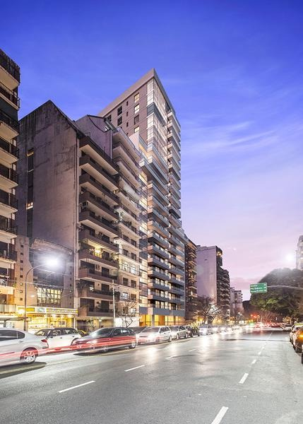 espectacular departamento de 3 ambientes 2 suite y balcón en belgrano de categoría premium amenities