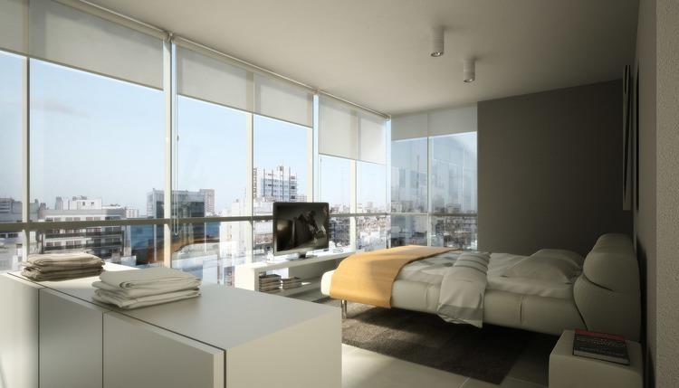 espectacular departamento de 4 ambientes con dependencia y patio en belgrano de categoría premium