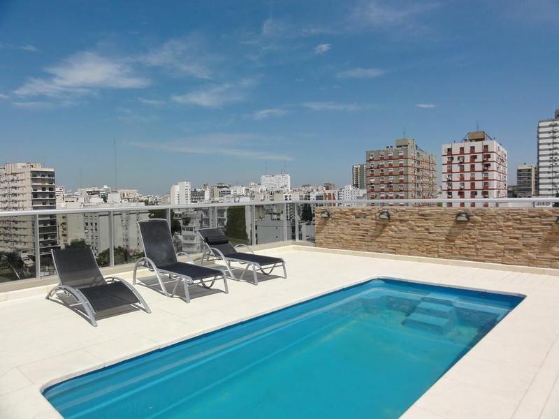 espectacular departamento en caballito 3 ambientes con cochera y baulera amenities