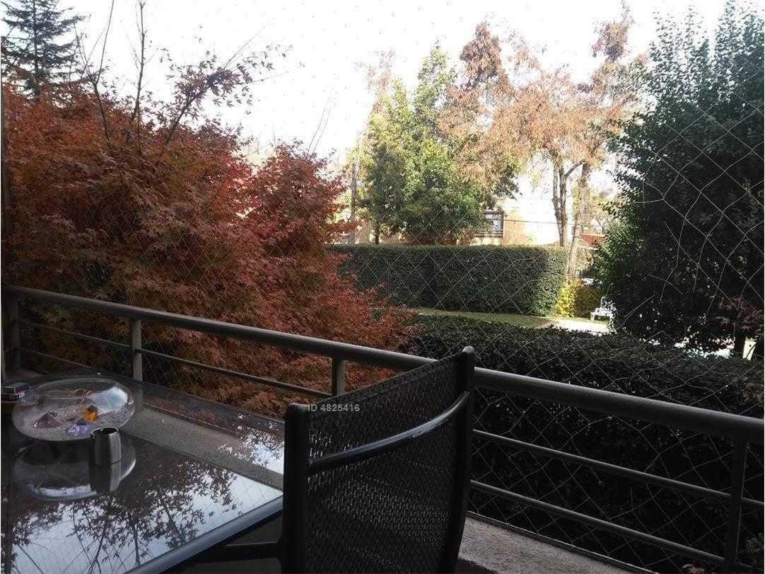 espectacular departamento hermosa vista a jardines en escribá de balaguer