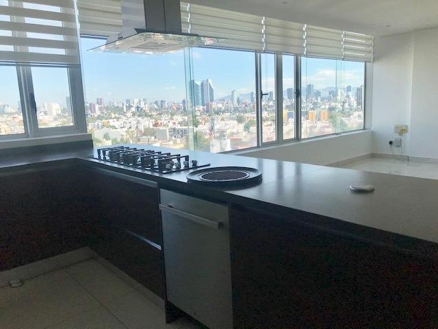 espectacular departamento, vista panorámica residencial wtc
