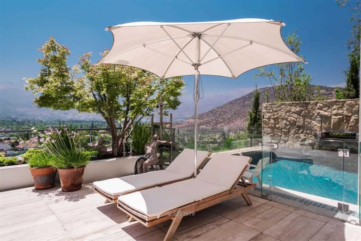 espectacular duplex con piscina- mirador