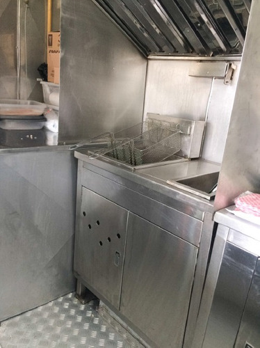 espectacular food truck de helados, raspados y churros!
