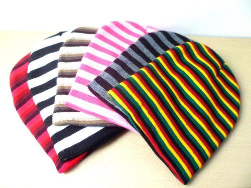 espectacular gorro unisex-variados estilos y colores