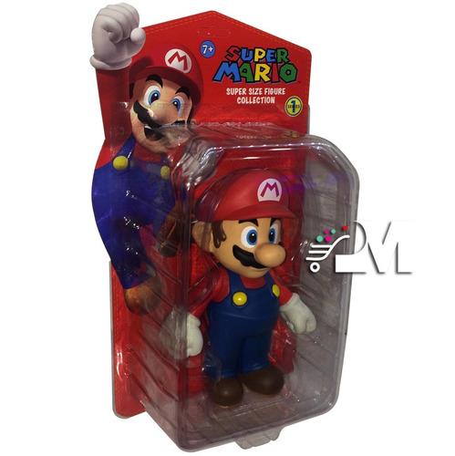 espectacular! juguetes muñecos de super mario bross grandes!