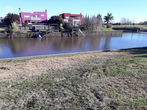 espectacular lote al rio en san marco. villanueva-tigre
