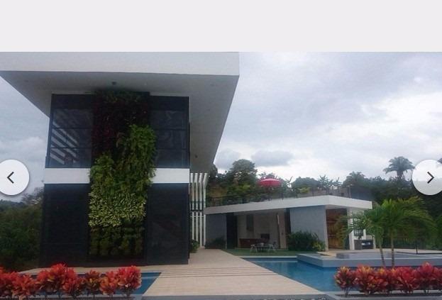 espectacular mansion en anapoima, vista panoramica espectacu