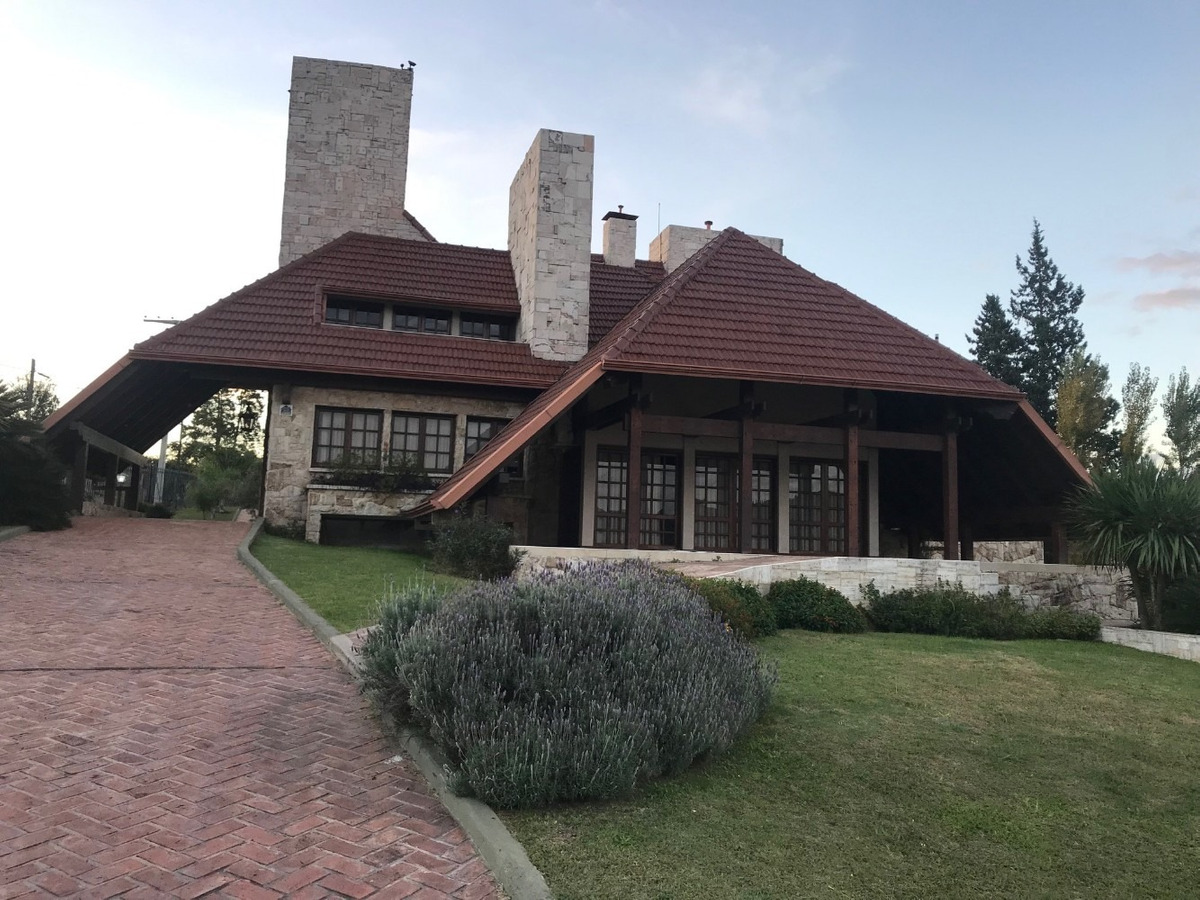 espectacular mansión estilo campiña francesa - todo nuevo