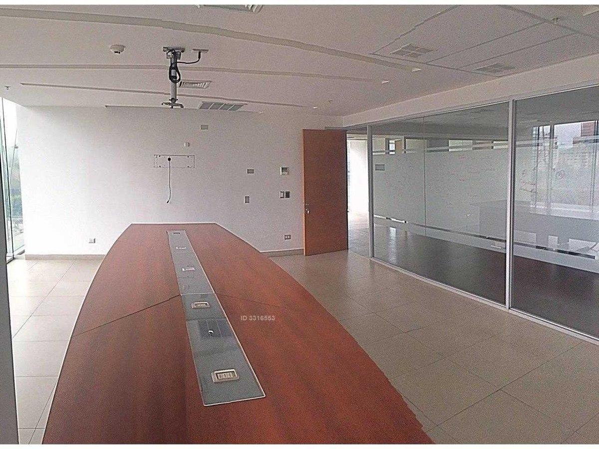 espectacular oficina habilitada edificio a+ nueva las condes