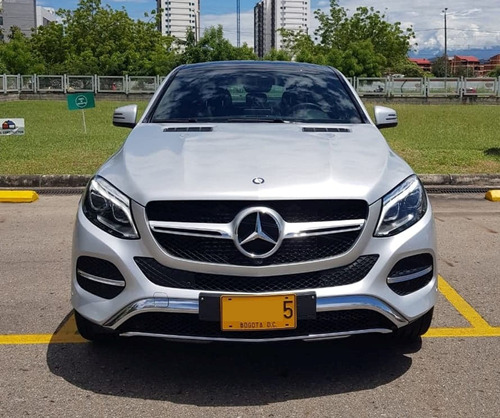 espectacular oportunidad mercedes benz gle 350d 4matic coupé