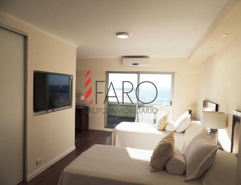 espectacular pent house en península 2 dormitorios- ref: 35751