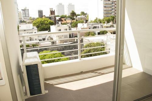 ¡espectacular penthose! terraza amplia con hermosas vistas de pocitos