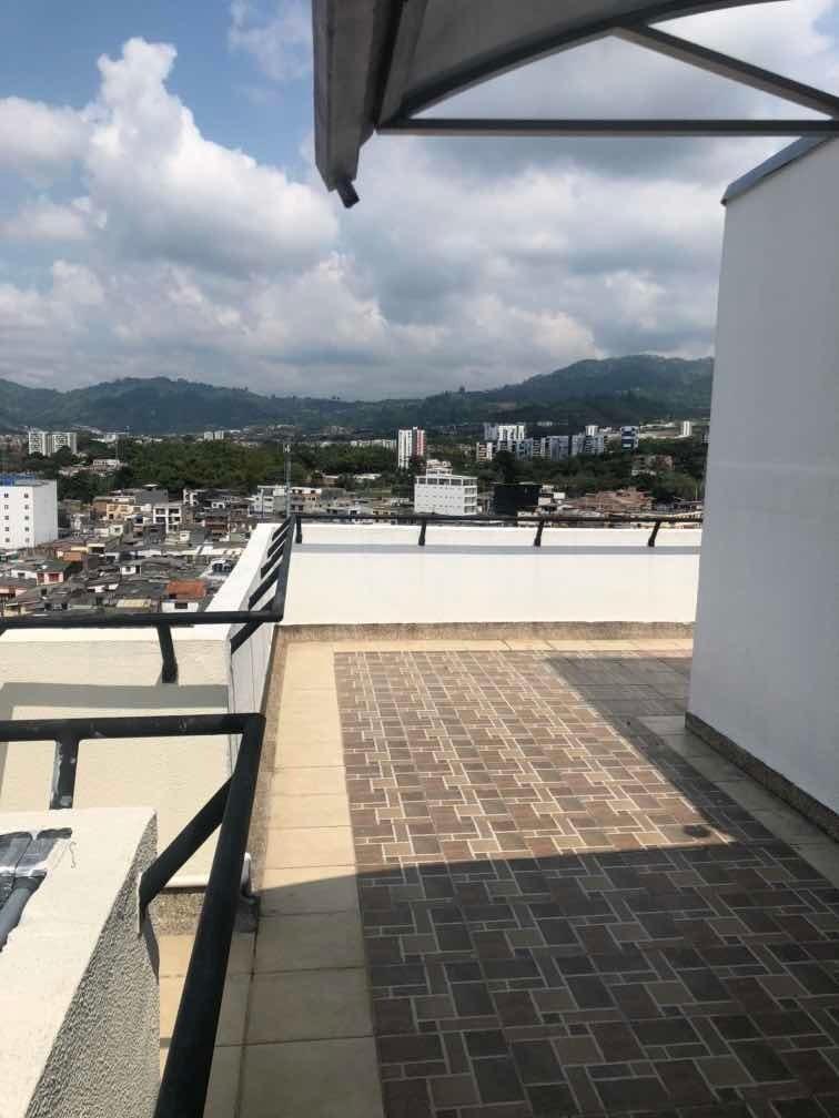 espectacular penthouse de 160 metros con super terraza
