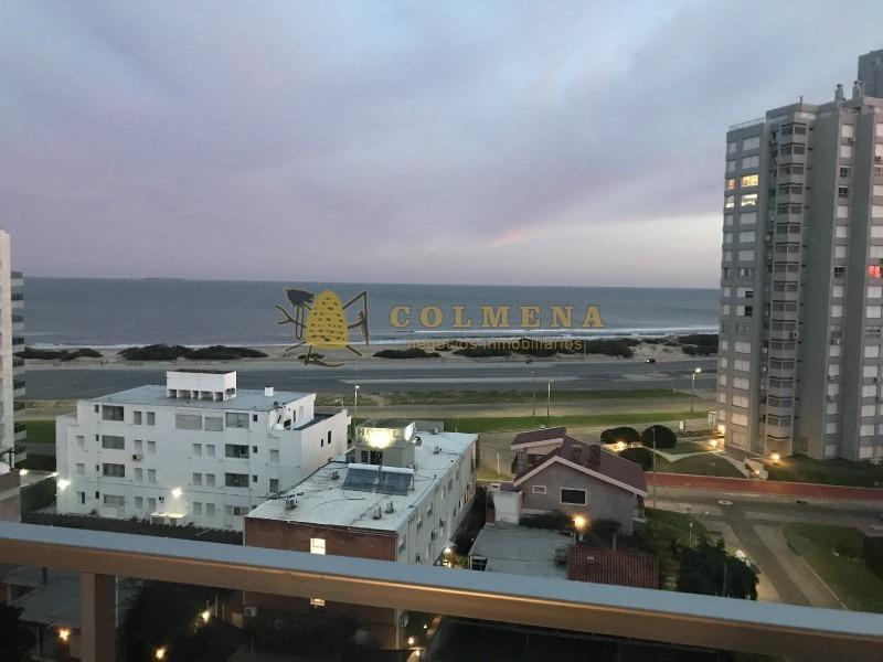 espectacular penthouse de 2 dormitorios y completo en servicios-ref:512