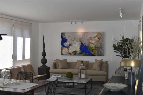 espectacular penthouse nuevo / jardin de