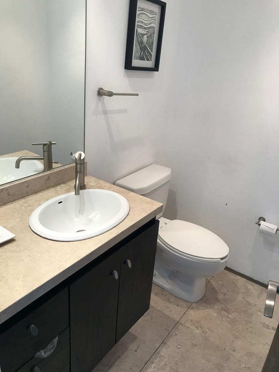 espectacular ph con o sin muebles en  mejor zona de condesa