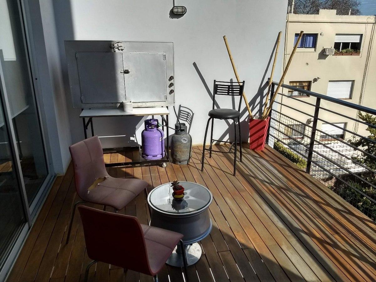 espectacular piso de categoria, en duplex de 5 ambientes