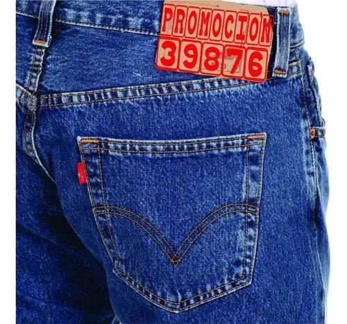 espectacular promoción de dos jean clasicos
