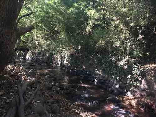 ¡espectacular rancho que colinda con río!