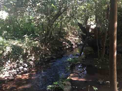 ¡espectacular rancho que colinda con río, ideal para hotel boutique!