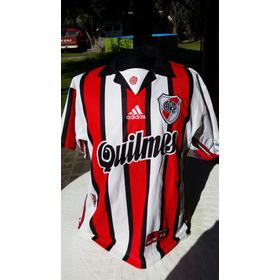 Espectacular Reliquia River Plate adidas Año 1999 Saviola
