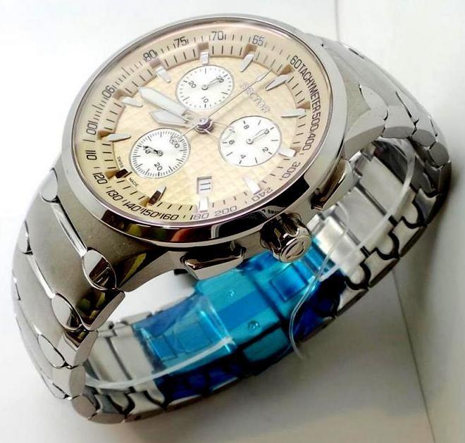 2c74770d5d58 Espectacular Reloj De Caballero Marca Sector