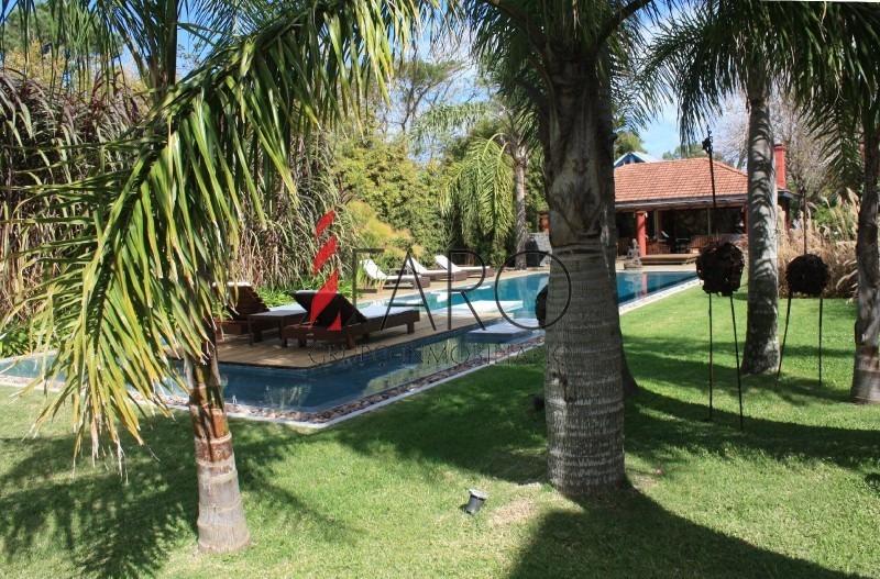 espectacular residencia en montoya 4 dormitorios con piscina y barbacoa-ref:36188