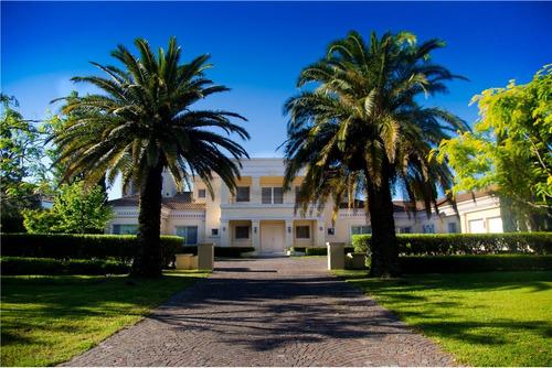 espectacular residencia, la isla nordelta alquiler