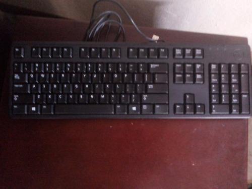 espectacular teclado dell kb212-b
