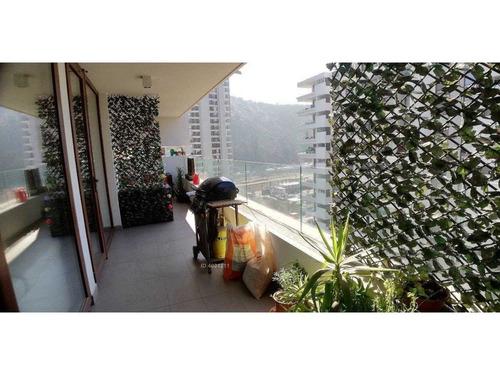 espectacular terraza 2 ambientes ubicación privilegiada