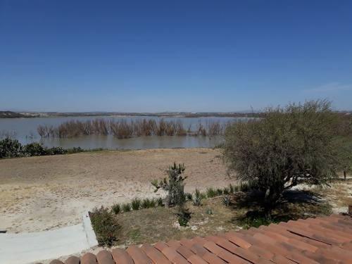 espectacular terreno a orillas del lago en sn miguel de a