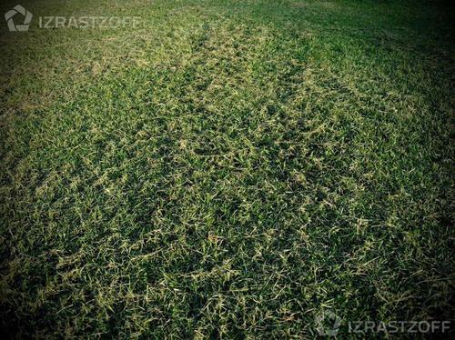 espectacular terreno con vista al golf