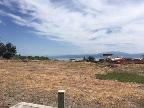 espectacular terreno en chapala con vista al lago 850 m²