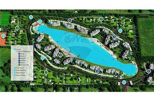 espectacular terreno en pilar lagoon