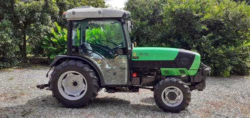 espectacular tractor deutz fahr como nuevo