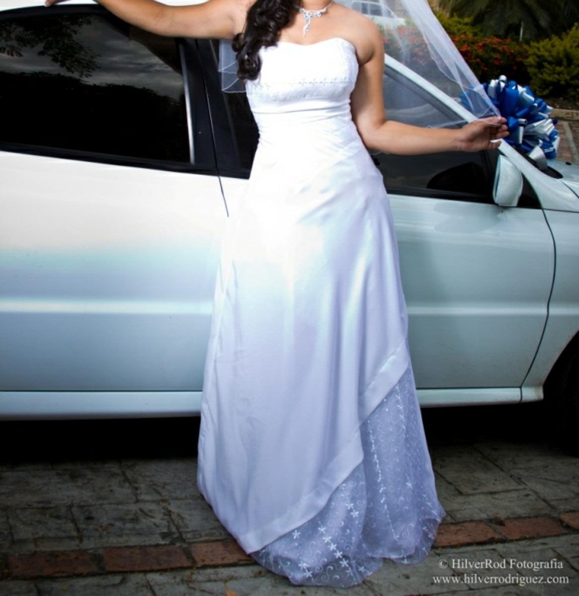 Espectacular Vestido De Novia - Bs. 7.500.000,00 en Mercado Libre