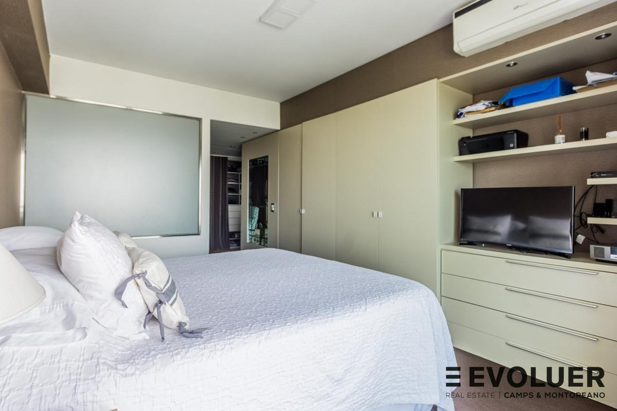 espectacular vista, 1 dormitorio en suite, cochera y amenities en quartier boulevard