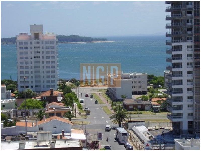 espectacular vista al mar ,lindisimo apartamento-ref:638