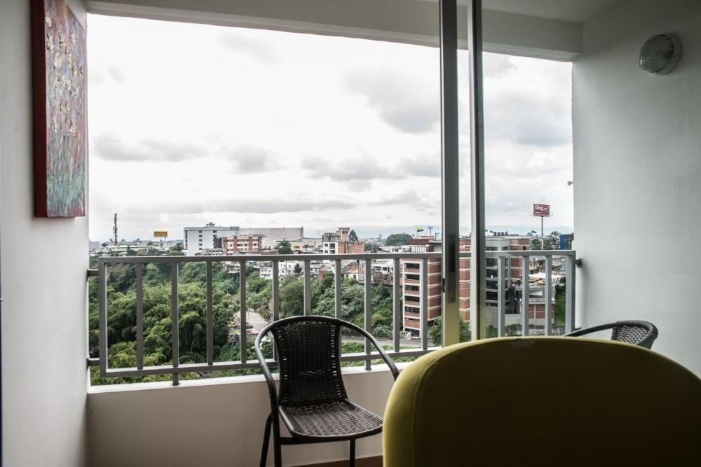 espectacular vista - apartamento para estrenar - armenia 360