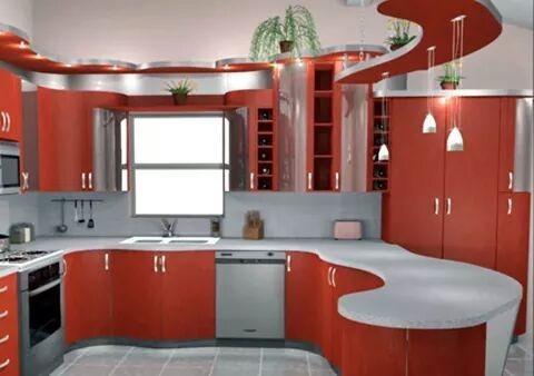 espectaculares cocinas europeas