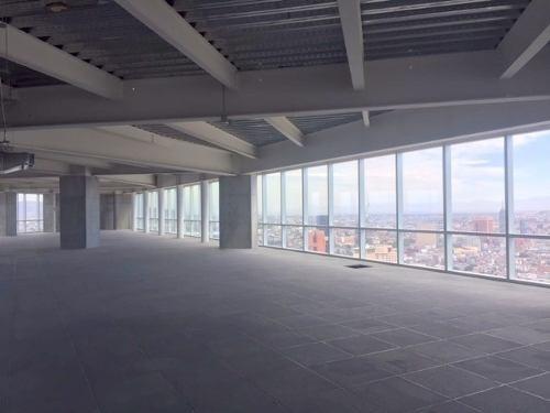 espectaculares oficinas en renta nuevas para estrenar en reforma, cuauhtemoc, d.f