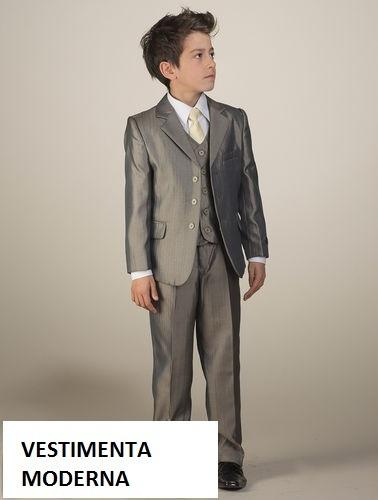 espectaculares trajes para niños y adolescentes !