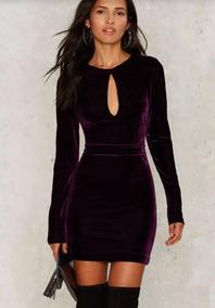 Espectaculares Vestidos De Terciopelo Velvet Dress