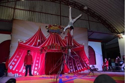 espectáculos  de circo