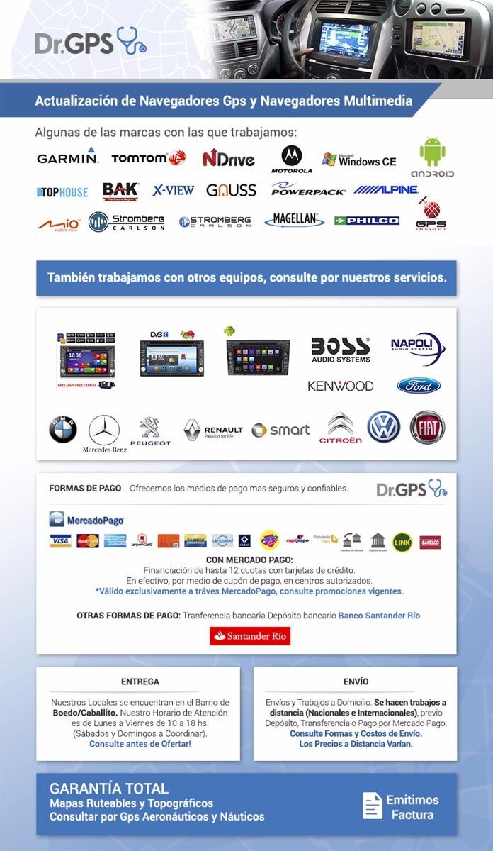 Espejado Celu Renault R-link 2 Koleos C A auto Tv Gps Videos