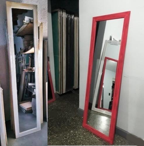 espejo 160 x 50 promoción consulte con pie y otras medidas