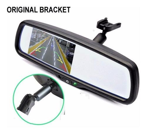 espejo 4.3 con camara hd universal ford figo