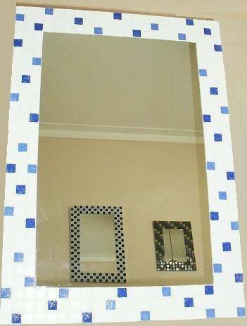 espejo 60 x 40cm. ideal  baño/ decoracion